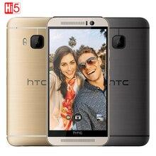 """Htc one m9 mobile téléphone 5.0 """"Octa-Core 20MP caméra 4G LTE Android GPS WIFI NFC 3G RAM 32G ROM 1920*1080 P Débloqué"""