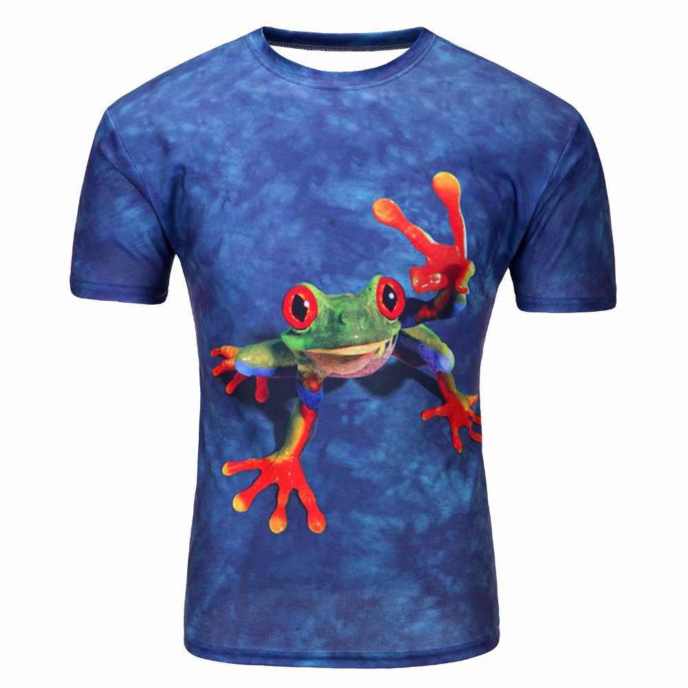 2018 Новинка Мужская 3D футболка Многоцветный Краски с принтом в стиле «хип-хоп» с круглым вырезом, с короткими рукавами, Для мужчин Для женщин Футболка tee топы, оптовая продажа