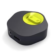 2 en 1 Inalámbrico Bluetooth 4.1 de Alta Fidelidad de Audio Dongle Transmisor y Receptor de Música Portátil de Música con 3.5mm de Salida Estéreo