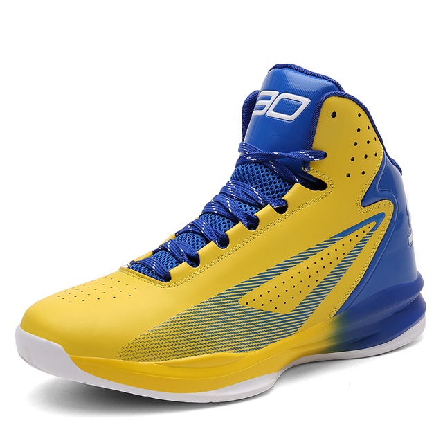 Zenvbnv 2019 Super Star Basketball Shoes Cushioning Shockproof Couple Athletic Outdoor Stephen Curry Sport Shoes Men Sneakers