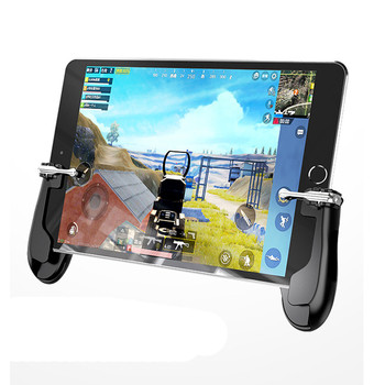 Mobile Game Controller Tablet Gamepad Sensitive Shoot Aim Trigger Button Handle For PUBG Controller Gamepad Joystick Mobile Game radio-controlled car
