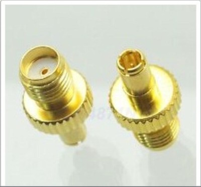 3pcs Adapter TS9 male plug to RP.SMA female RF connector straight gold plating 1pc adapter n plug male nickel plating to sma female gold plating jack rf connector straight