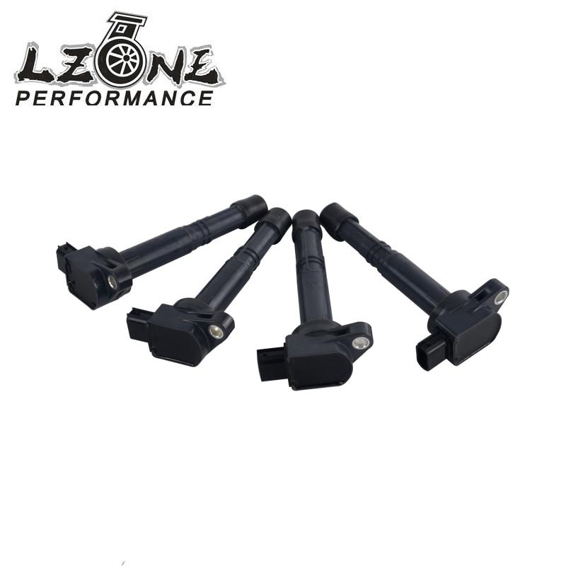 LZONE-4 шт. зажигания CoilOEM: 099700-070 для Honda Accord Crosstour Odyssey Acura RL TL TSX для серии K (K20 и K24) JR-EIC02 ...
