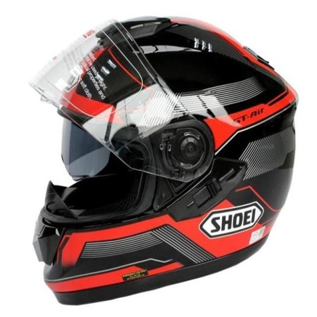 2017 Casque Shoei Gt Air Casque Route Casque Moto Casque Double