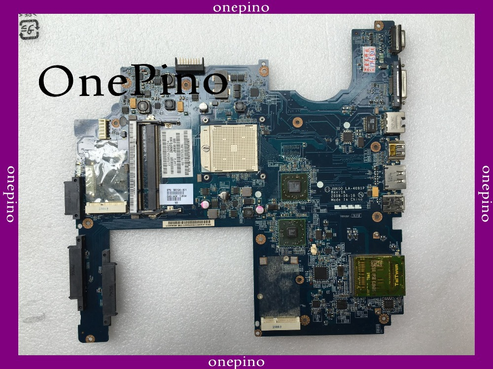 Give CPU , For HP laptop mainboard LA-4091P 506124-001 486542-001 DV7 DV7-1000 laptop motherboard,100% Tested 60 days warranty for acer one 522 e522 laptop motherboard mainboard la 7072p mb ses02 001 100