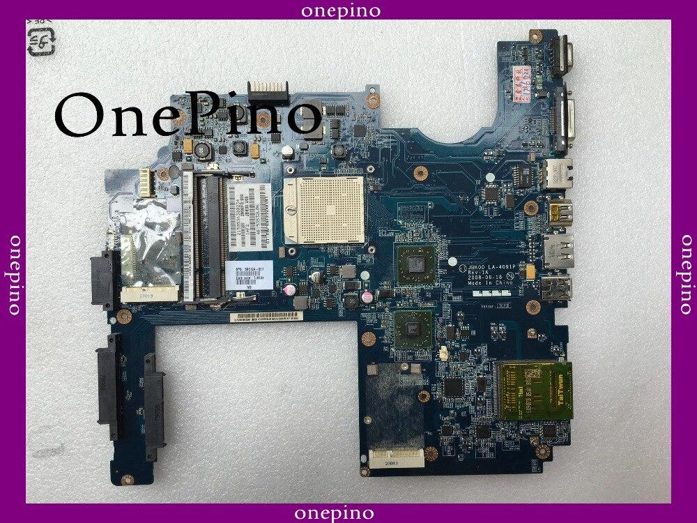 где купить Give CPU , For HP laptop mainboard LA-4091P 506124-001 486542-001 DV7 DV7-1000 laptop motherboard,100% Tested 60 days warranty по лучшей цене
