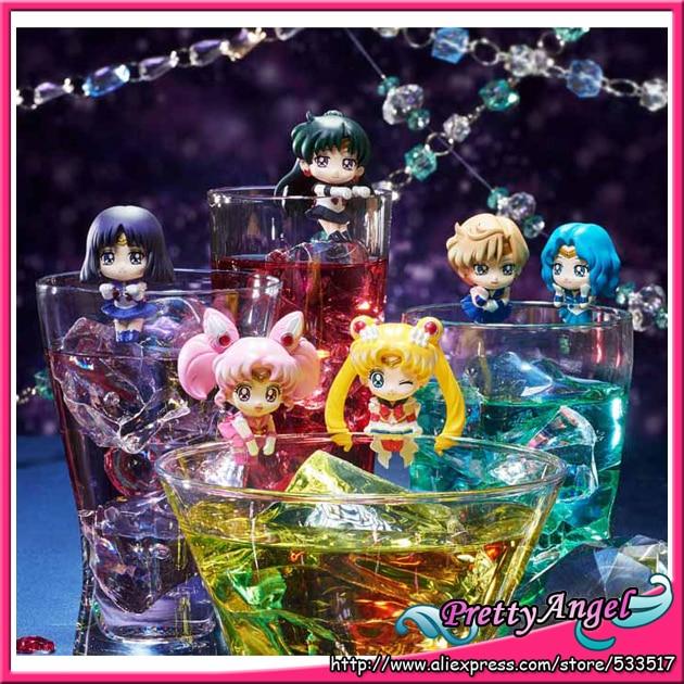 PrettyAngel - Genuine Megahouse Sailor Moon Ochatomo Series Part.2 Sailor Moon Cosmic Heart Cafe moon flac jeans