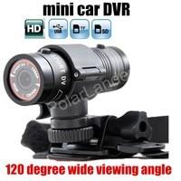Factory Price Sale Directly Camera DVR Mini F9 Sport Camera Car DVR 1080P Camera Bike Mount