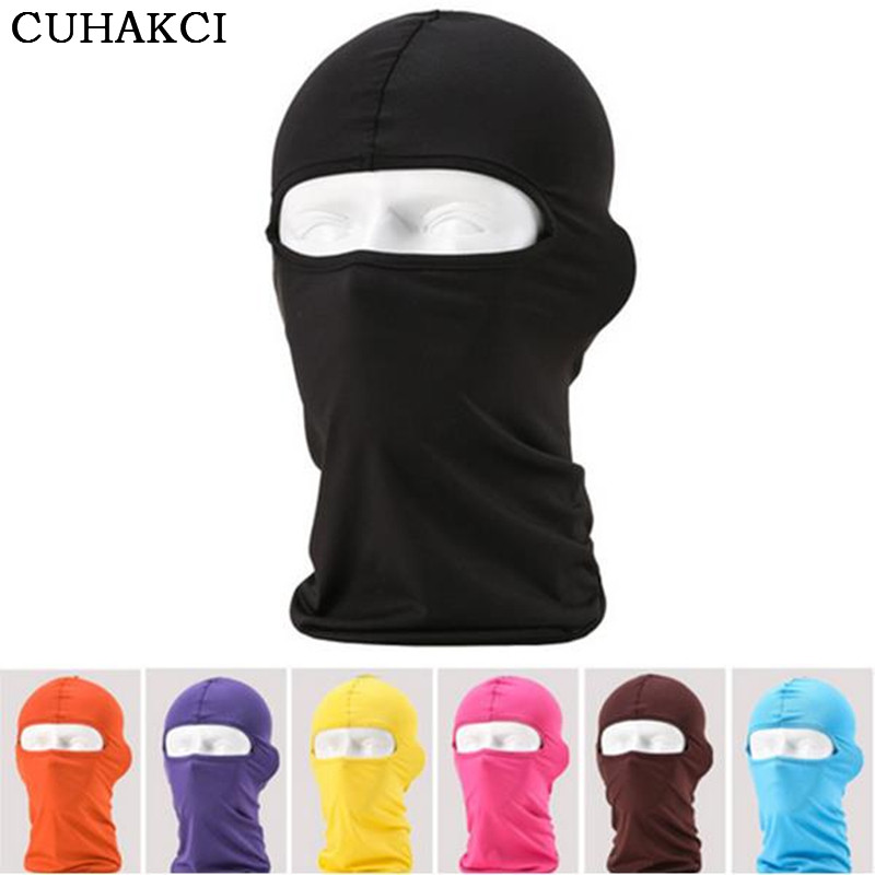cuhakci 2017 new balaclava mask windproof face neck guard