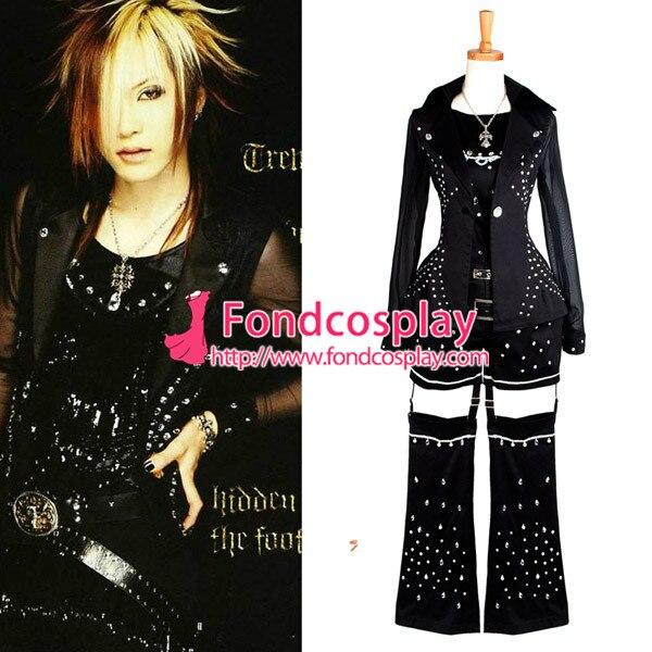 Gazette Uruha Visual J-rock Cosplay Costume Tailor-made[G242]