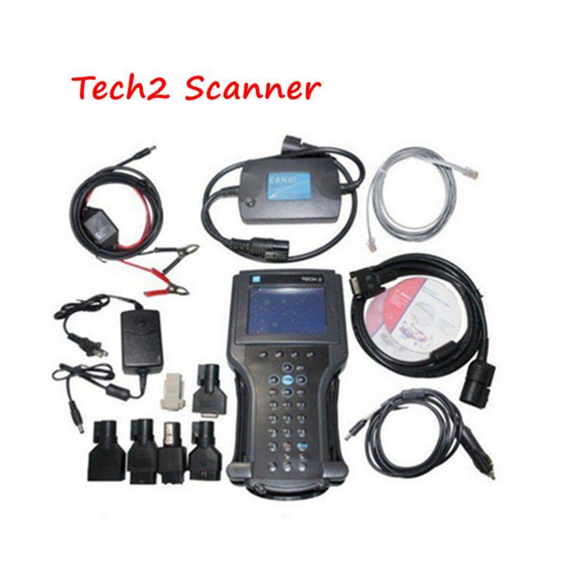 2019 For G-M TECH Full Set Support 6 Software(forG-M, for OPEL, forSAAB ISUZUSUZUKI, HOLDEN) for Tech 2 Scanner+Candi G M tech2 tech 2 scanner for sale