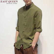 Ropa tradicional china para los hombres ropas hombres de bruce lee wing chun uniforme chino tradicional ropa masculina AA1103