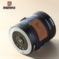 רימקס קאובוי סגנון מוסיקה RB-M5 Bluetooth רמקול Bluetooth נייד החכם NFC w סגסוגת אלומיניום M5