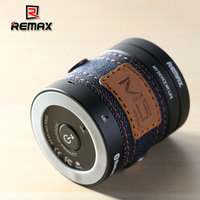 REMAX Cowboy Style Music RB-M5 Bluetooth The Smart Portable Bluetooth SPEAKER w NFC Aluminum alloy M5