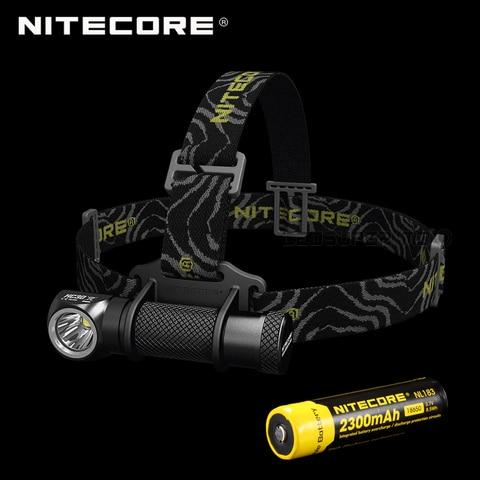 top produto de venda nitecore hc30 xm l2 u2 led 1000 lumens dual forma farol