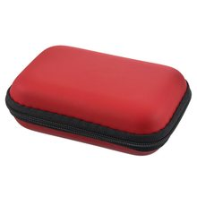 Case Container Coin Headphone Protective Storage Box Colorful Headphone Case Travel Storage Bag For Earphone Data Cable Charger cheap LASPERAL Office Organizer 5-8 pieces of candy Alps Europe Glossy Jewelry Folding Eco-Friendly Earphone Wire Electric Wire