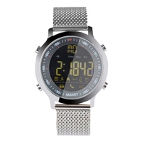 IP67 Waterproof Smart Watch Support Notification Remote Control Pedometer Sport Watch One Year Long Standby Woman