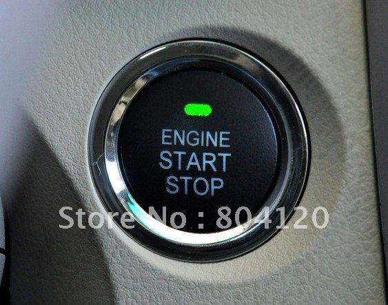 Freeshipping Auto Smart Engine Start System(PKE Technology) drop shipping support