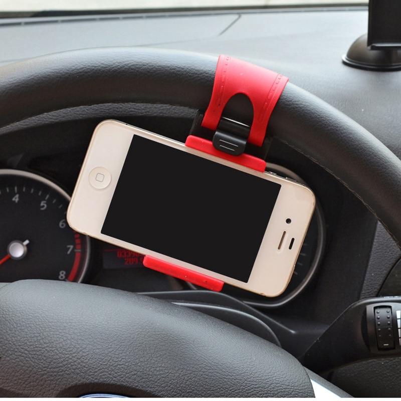 Автомобильный держатель для телефона с креплением на руль для Opel Zafira A B Vauxhall Zafira Corsa C Cambo D Vauxhall Corsa 3 Van