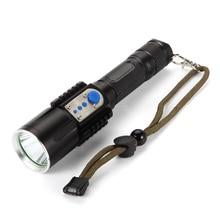 Rechargeable USB led flashlight cree xm l2 Lanterna High Power Torch 3800 lumen Zoomable Flash light lantern Tactical bike light