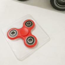 Tri Fidget Hand Spinner Toy Steel ball Bearing Plastic EDC Hand Spinner For Autism and ADHD Rotation Time Long Anti StressToy