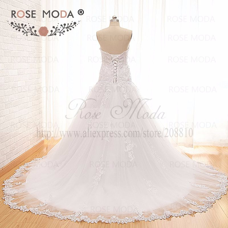 wedding dress harleic