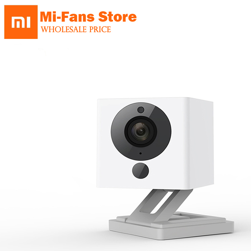 Original Xiaomi Xiaofang 1080P Portable Mini Camcorder Night Vision 8X Digital Zoom WIFI App Control For Home Securitycam