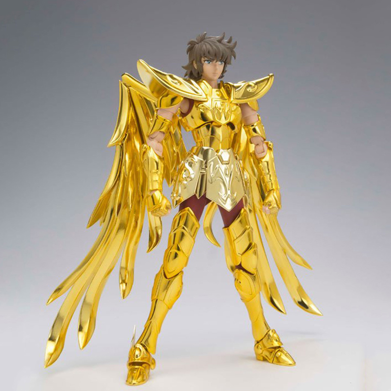 MC Metal Club Model Saint Seiya Cloth Myth EX Gold Sagittarius Aiolos Models Metal Cloth Action F