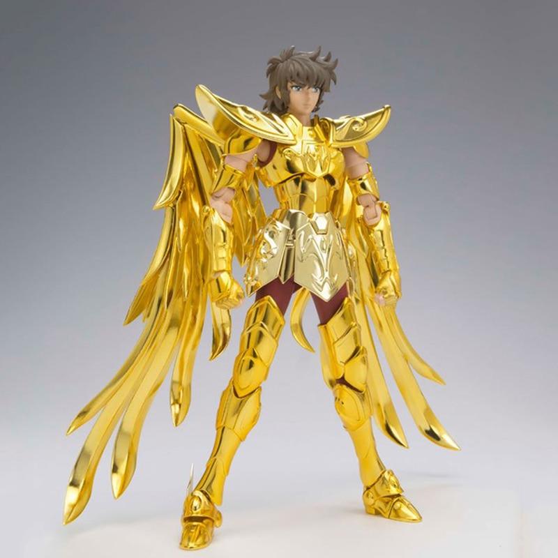 MC ST model Saint Seiya Cloth Myth EX Gold Gemini Kanon metal cloth