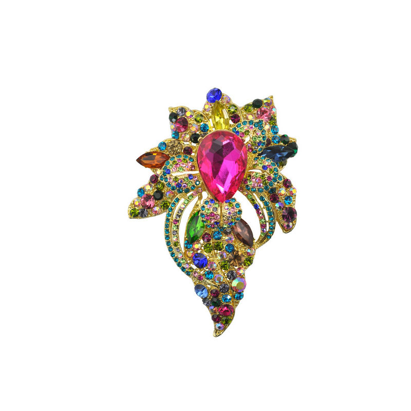 Европа преувеличены цветок брошь pin ювелирных изделий подарок на День святого валентина Аксессуары бижутерия, броши