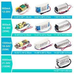 Image 5 - LED Driver 1W 3W 5W 10W 20W 30W 36W 50W 100W 300mA 600mA 900mA 1500mA Waterproof Lighting Transformers for DIY Lamp Power Supply
