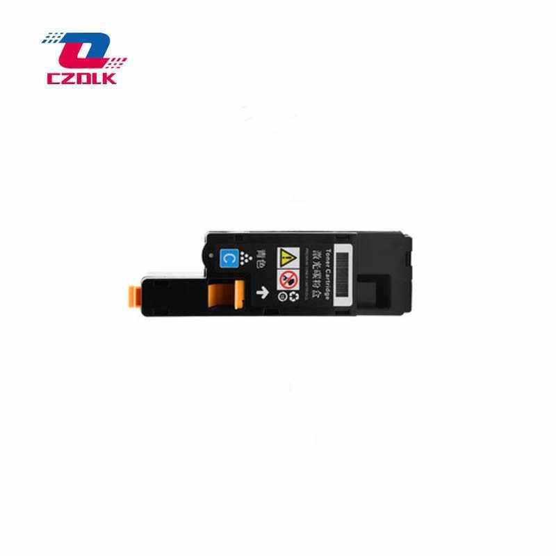 Nowy kompatybilny Fuji kaseta z tonerem do drukarka Xerox Docuprint CM115w CM225w CM225 CP115w CP115 CP116w CP116 CP225W CP225 4 sztuk/zestaw