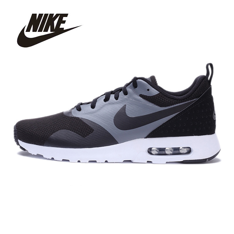 NIKE Original New Arrival Mens Running Shoes Comfortable High Quality For Men#718895-008 nike original new arrival mens kaishi 2 0 running shoes breathable quick dry lightweight sneakers for men shoes 833411 876875