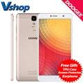 Original doogee y6 max 4g teléfono móvil android 6.0 3 gb ram 32 GB ROM MTK6750T Octa núcleo 1080 P 13MP Cámara Dual Sim Celular teléfono