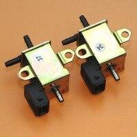 2Pcs VW OEM High Quality Vacuum Electromagnetic Valve Solenoid For VW Bora Jetta Passat B5 A4