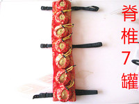 Copper cauterize querysystem spine moxibustion moxa box utensils