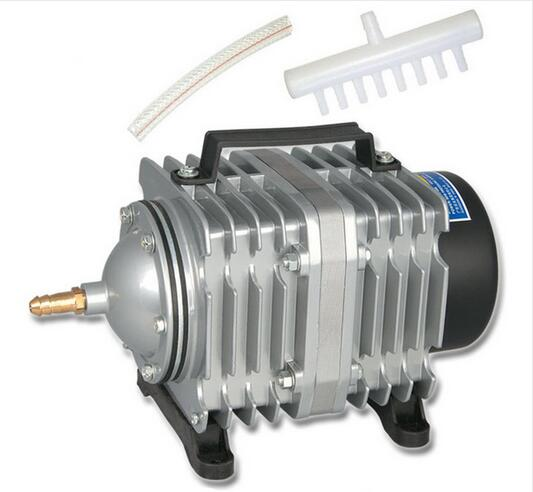 RESUN ACO Series Mini Air Compressor,Aquarium Air Machine, Oxygen Injection Machine,Fish Pond, Seafood Pool Air Pump.