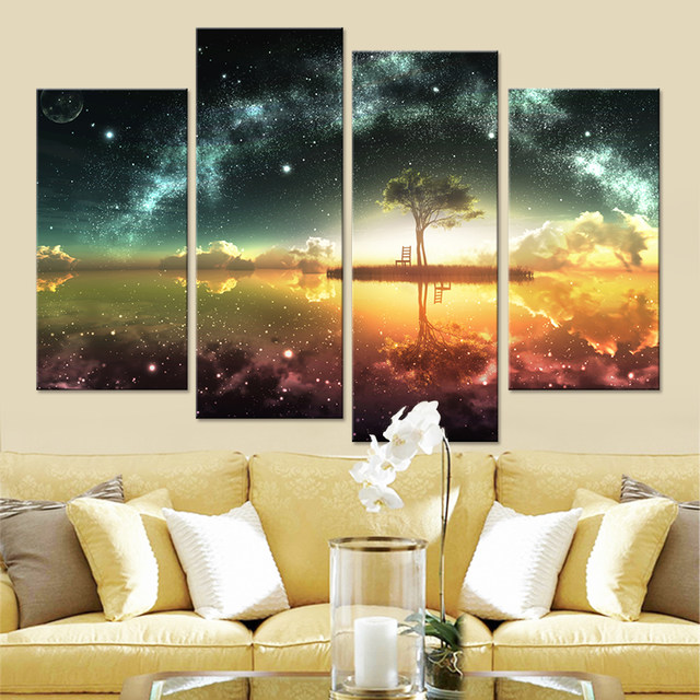 Charming Outer Space Wall Art Images - Wall Art Design ...