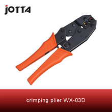 WX-03D crimping tool plier 2 multi tools hands Ratchet Crimping Plier (European Style)