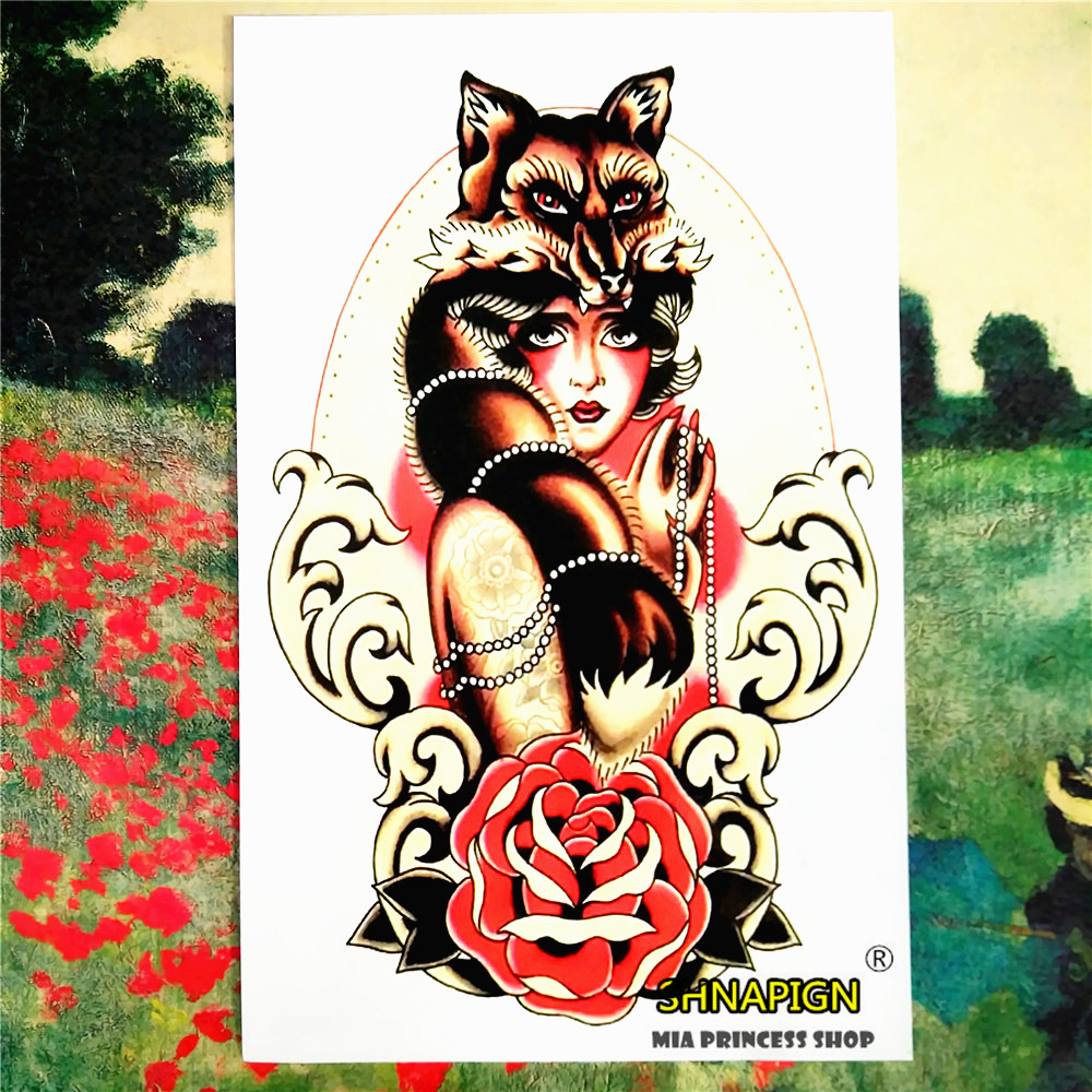 Online buy wholesale fairy temporary tattoos from china for Wholesale temporary tattoos