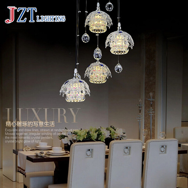 T luxury artistical fashion pendant light for dinging room home indoor lighting modern creative led chip