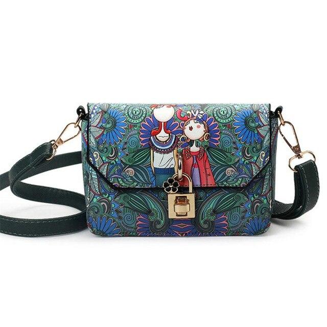 f0dce26363437 Kobiety modna torebka haft kwiatowy wzór torba na ramię kobiety znane marki  luksusowe torebki damskie torby