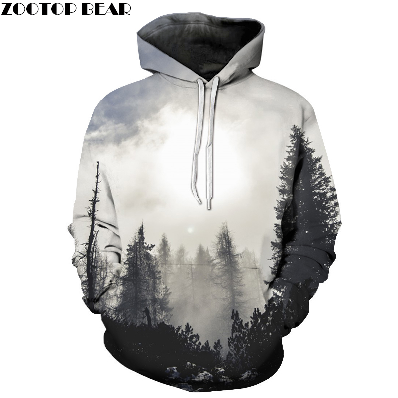 Brand 3D Hoodies Men Women Sweatshirts Unisex Hoodies Fashion Casual Hoodies Drop Ship Tracksuits Quality Pullover ZOOTOP BEAR ...