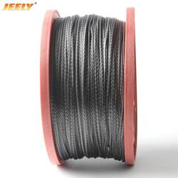 Jeely СВМПЭ 2,3 мм 12 плетение 50 м 1322lbs плетеная линия Spectra