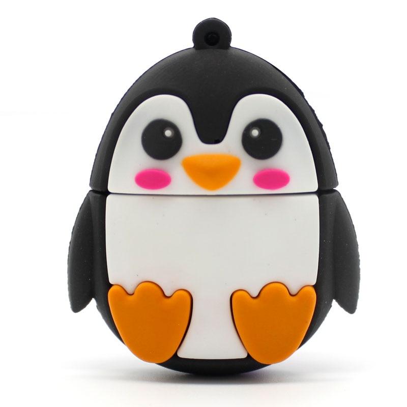 Pendrive Bee USB flash drive Penguin კალამი - შემნახველი წყაროები - ფოტო 5