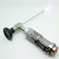Cewaal 10W CE proved Handheld LED Cold Light Source Match WOLF Storz Endoscope Inspection Camera