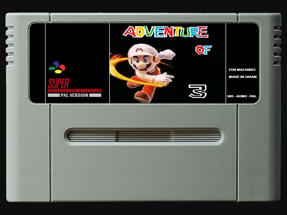 Le Avventure di Mario 3???