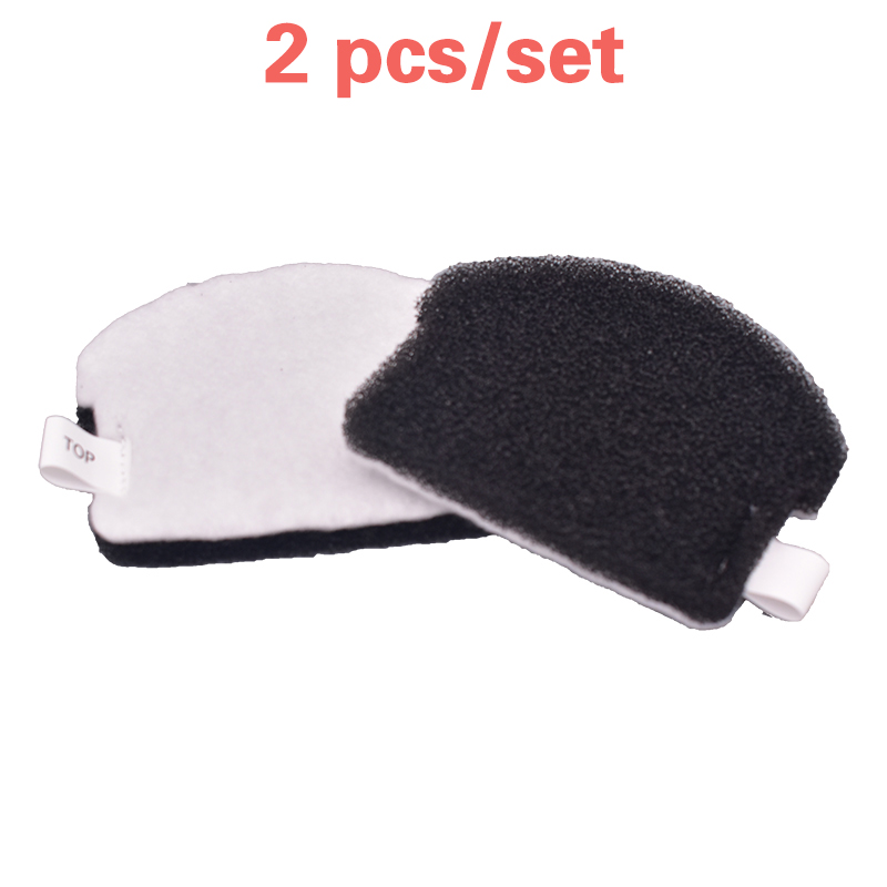 2 Pieces Vacuum Cleaner Cotton Filter Spare Parts For Midea VCS141 VCS142 Portable Vacuum Cleaner Filter