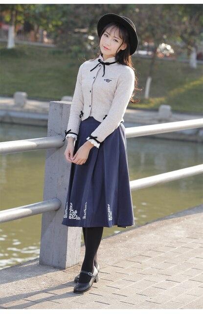 reputable site 1e67c 5a9d3 US $56.11 8% di SCONTO|Uniforme Scolastica giapponese Per I Ragazzi e Una  Ragazza JK Britannico Studenti Universitari Coreani Costumi Donne Giacca +  ...