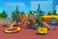 Direct Factory Sale Outdoor Playground Structure Slide Plastic Climbers For Park School CommunityYLW 17926